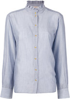 Vanessa Bruno classic fitted shirt - women - Cotton/Tencel - 36