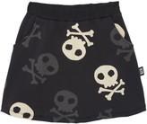 Pippa Little Man Happy Little Girl's & Girl's Graphic Cotton Flared Skirt