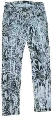 Marc Cain Black Cotton Trousers for Women