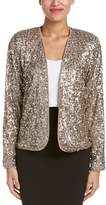 Tart Collections Dominique Sequin Blazer.