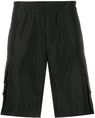 John Richmond Shell Cargo Shorts