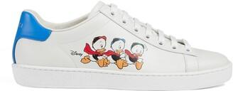 Gucci Women's Disney x Donald Duck Ace sneaker