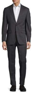 Michael Kors Wool-Blend Suit