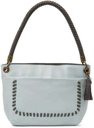 The Sak Collective Flores Leather Hobo Bag