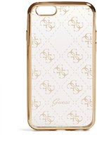 GUESS Gold-Tone Quattro G iPhone 6 Case