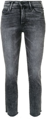 Mother Rascal skinny jeans