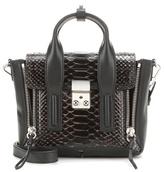 3.1 Phillip Lim Pashli Mini Embossed Leather Shoulder Bag