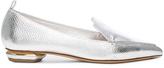 Nicholas Kirkwood Leather Beya Loafers