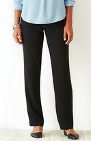 J. Jill Metropolitan Flat-Front Pants