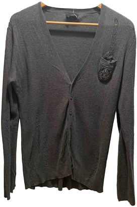 The Kooples Grey Cotton Knitwear for Women