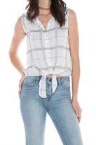 Bella Dahl Tie-Front Shirt
