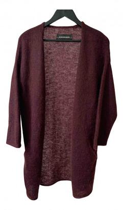 By Malene Birger Burgundy Wool Knitwear