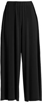 Issey Miyake Draped Jersey Pants