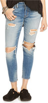 Denim & Supply Ralph Lauren Kayla Cropped Skinny Jeans