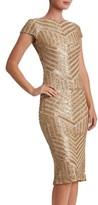 Dress the Population Women's Katerina Body-Con Dress