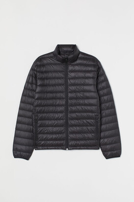H&M Lightweight down puffer jacket
