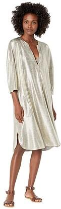 Vilebrequin Maille Lurex Farelia Cover-Up Dress (Dore) Women's Swimwear
