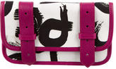 Proenza Schouler PS1 Leather-Trimmed Wallet