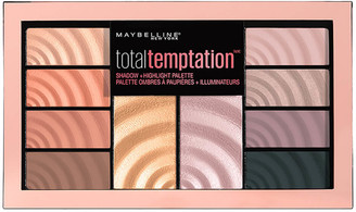 Maybelline Total Temptation Eyeshadow & Highlight Palette