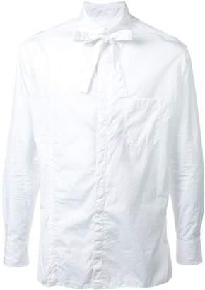 Yohji Yamamoto long-sleeve shirt