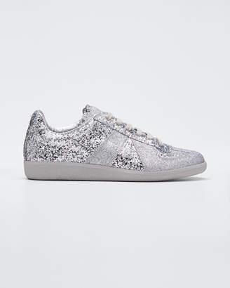 Maison Margiela Replica Mixed Glitter Sneakers