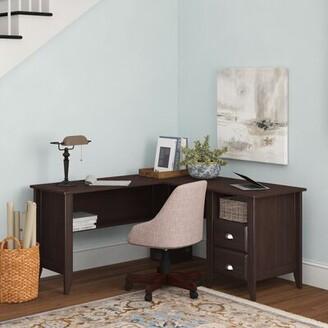 Three Posts Olney L-Shape Desk