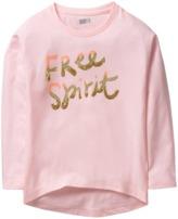 Crazy 8 Sparkle Free Spirit Tee