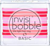 Invisibobble invisibobble Basic The Light Hair Ring - Jelly Twist (10 Pack)