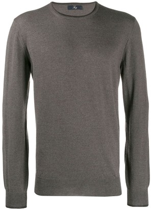 Fay round neck sweater