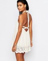 Tularosa Holden Backless Swing Dress