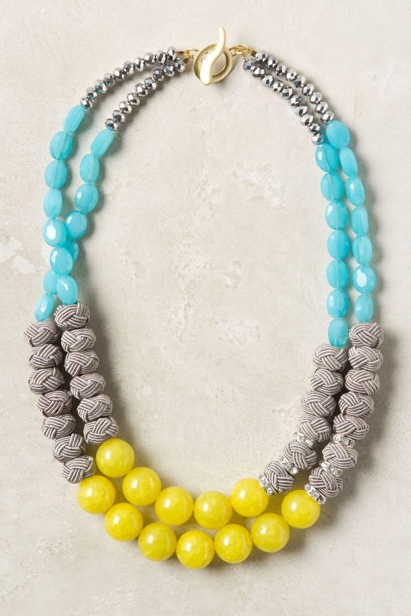 Anthropologie Congeries Necklace