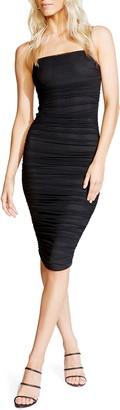 Bardot Naomi Ruched Body-Con Dress