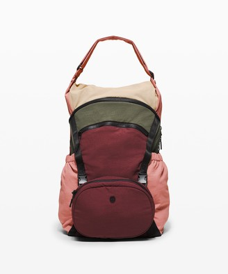 Lululemon Pack and Go Backpack