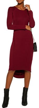 Kain Label Freje Asymmetric Stretch-Modal Jersey Dress