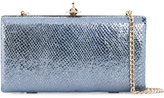 Vivienne Westwood snakeskin effect cross-body bag - women - Leather - One Size