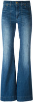 MICHAEL Michael Kors flared jeans - women - Cotton/Spandex/Elastane - 2