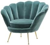 Eichholtz Trapezium Barrel Chair