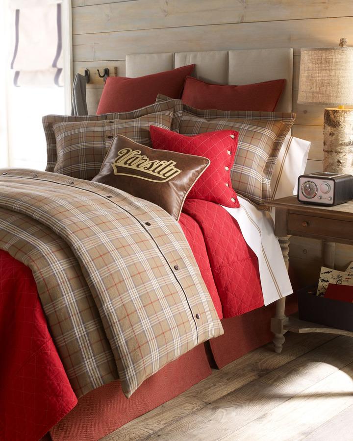 "Daniel Stuart Studio Mason"" Bed Linens"