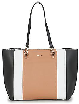 David Jones ESTEL women's Shopper bag in Black