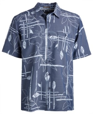 Quiksilver Men's Paddle Out Short Sleeve Shirt