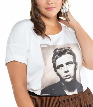 Studio Untold Women's Oversize-Shirt James Dean T