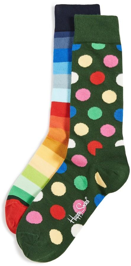 Happy Socks Watermelon Trunk Ba/ñador para Hombre
