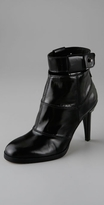 LD Tuttle The Nebula Glossy Ankle Strap Bootie