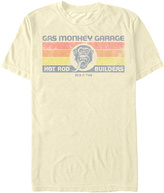 Fifth Sun Cream Gas Monkey 'Hot Rod Builders' Tee - Men's Regular