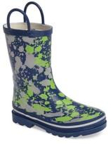 Western Chief Boy's Paintball Rain Boot
