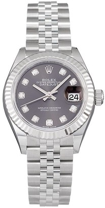 Rolex 2020 unworn Oyster Perpetual Lady Datejust 28mm