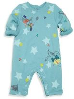 Catimini Baby Boy's Printed Cotton Coverall