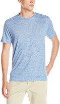 Theory Men's Koree S Zephyr Melange Short Sleeve T-Shirt