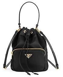 Prada Women's Nylon Bucket Bag