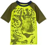 Gymboree Cheetah Rashguard